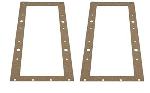 (Hayward SPX1085DPAK2 Gasket Replacement for Automatic Skimmers, Set of 2)