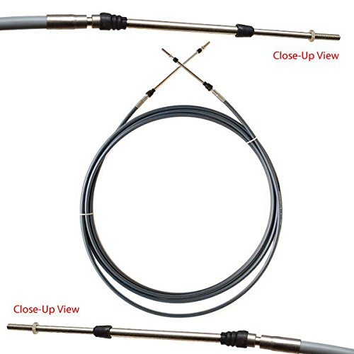 Cable Morse Control (Glendinning Boat Shift Cable A7100S/13 | 13 Foot 33C Universal)