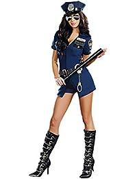 Women's Officer B Naughty Costume