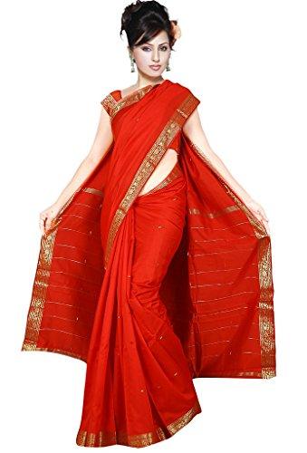Indian Silk Sarees - 3