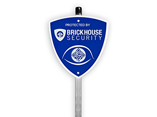 BrickHouse Security Shield Packaged Sticker product image