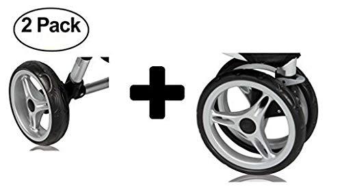 Baby Jogger City Mini Single Complete Wheel Set