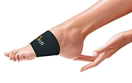Compression Copper Arch Support Brace - 2 Plantar Fasciitis Sleeves Heel Spurs Flat Feet Relieve Pain and Reduce Swelling Support Foot Structure and Venous Flow Revive Tired Feet
