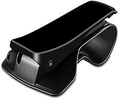 YFisk Coche Soporte para móvil soporte de coche Pinza sujeta móvil ...