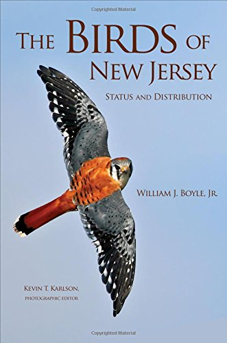 Download The Birds of New Jersey: Status and Distribution ebook