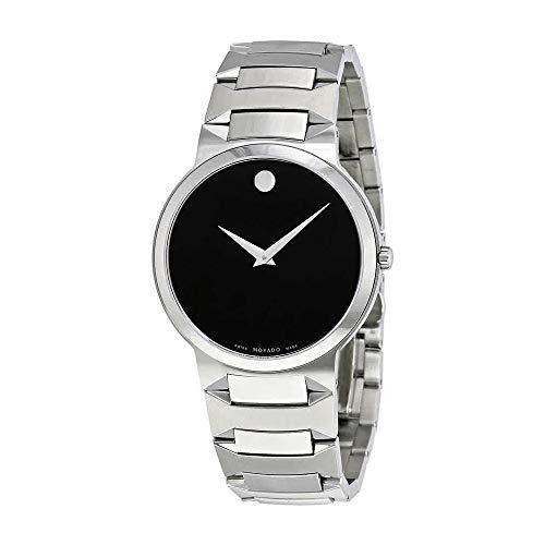 Movado Men s 605903 Temo Stainless-Steel Bracelet Watch