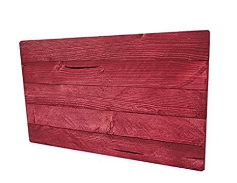 Amazon.com: Madera/de madera granero rojo 14