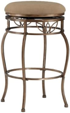 Hillsdale Scottsdale 26-Inch Backless Swivel Counter Stool