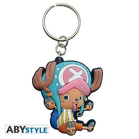 ABYstyle - ONE PIECE - Llavero PVC - Chopper SD