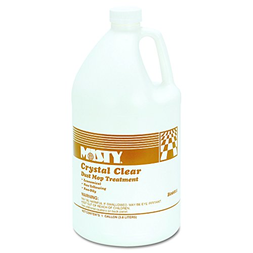 (Misty R8114 Dust Mop Treatment, Attracts Dirt, Non-Oily, Grapefruit Scent, 1gal (Case of 4) )