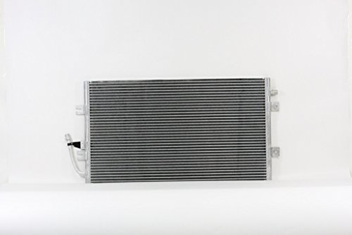 A-C Condenser - Pacific Best Inc For/Fit 4622 95-05 Chevrolet Astro Van GMC -