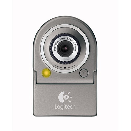 Logitech QuickCam Deluxe for Notebooks Driver & Software Download