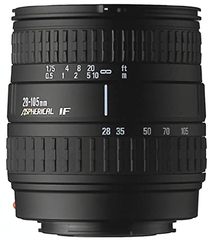 Electronics Camera and Photo Lenses Focal length 28-105mm|For Canon AF SLR film cameras