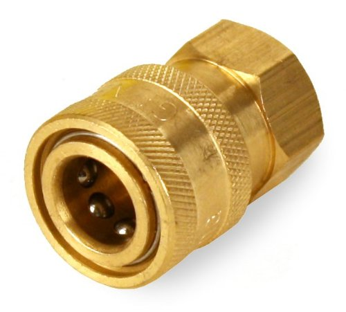 Pressure Washer 1/4'' NPT-F Quick Coupler 5000 PSI (20) by General Pump