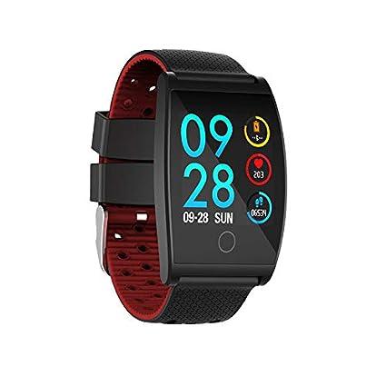 JingJingQi Rastreador de Ejercicios 2019 Smart Watch QS05 Pulsera ...