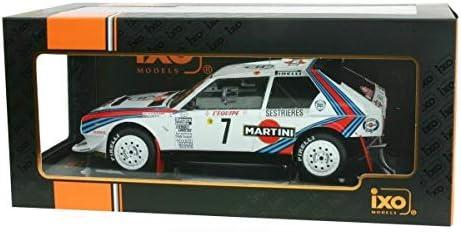 Lancia Delta S4 #7 Rallye Monte-Carlo 1986 - 1:18 - IXO Models