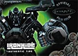 Transformers Optimum Collection Prop Relic Card TP2 Ironhide Tire
