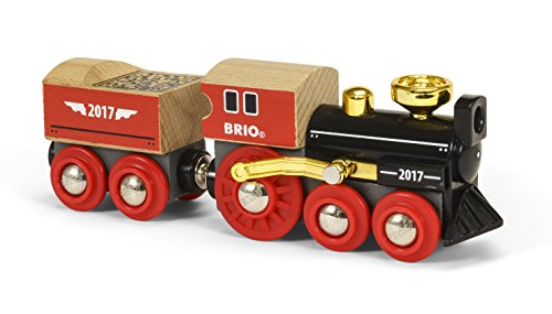 - Brio World -  33800 Special Edition 2017 Train | 2 Piece Train Toy for Kids Ages 3 and Up