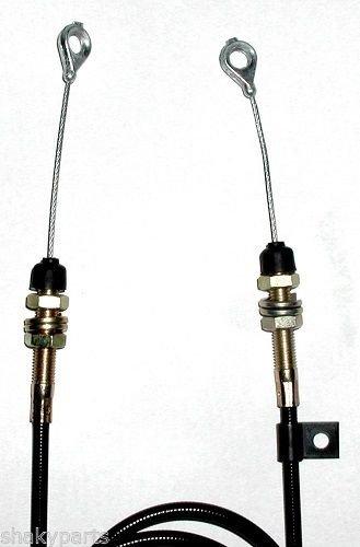 Original 780059MA Murray remote chute cable Compatible With Part # - Remote Chute