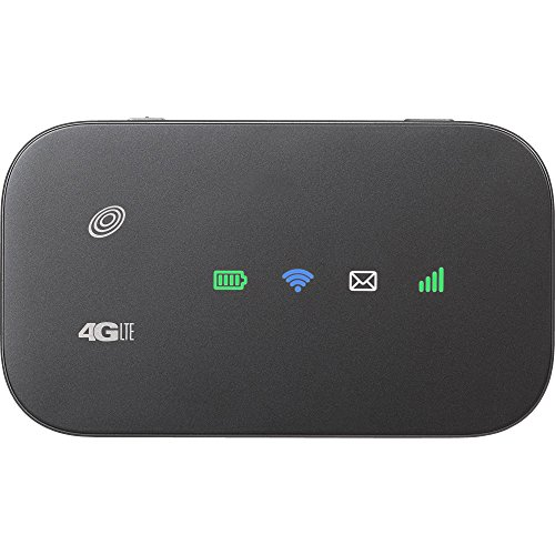 Straight Talk STZEZ291DGP4P ZTE 4G LTE Mobile Hotspot by Straight Talk