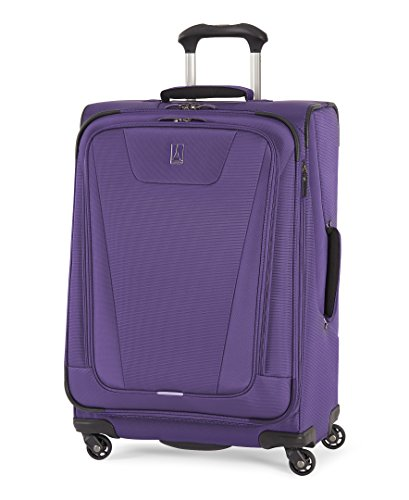 Travelpro Maxlite 4 25'' Expandable Spinner, Purple by Travelpro
