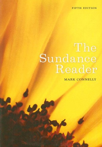 Sundance Reader Mark Connelly