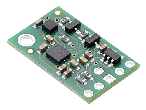 MinIMU-9 v5 Gyro, Accelerometer, and Compass (LSM6DS33 and LIS3MDL Carrier) by Pololu