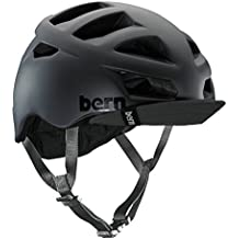 Bern Unlimited Allston Helmet with Black Flip Visor