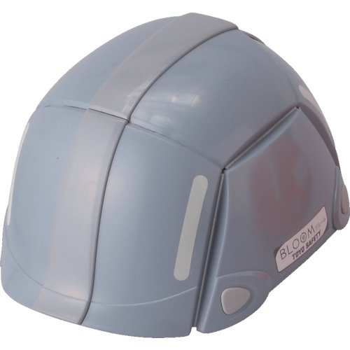 TOYO for disaster prevention folding gray helmet Bloom NO.100 (japan import) TOYO SAFETY NO.100 グレー