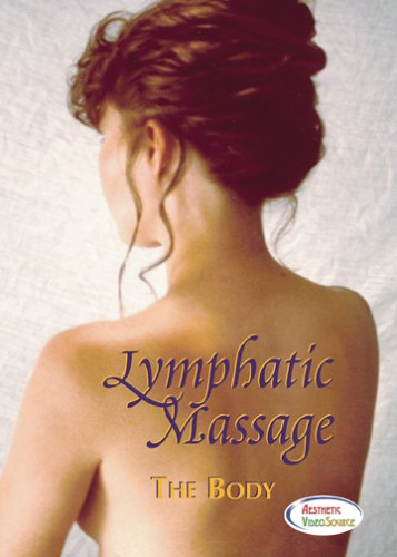 Lymphatic Massage: The Body Instructional DVD Course for Licensed Massage Therapists Learn Lymphatic Drainage Massage Techniques Instructional Video Massage Therapy Training for Lymph Drainage Professional Video Training Course for CMT & LMT ()