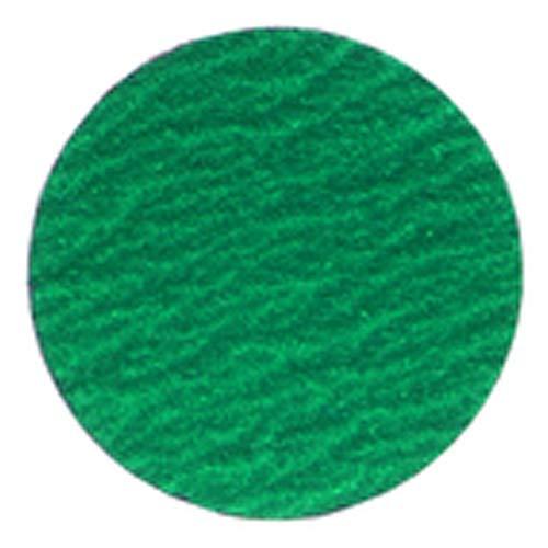 3'' × 1/4'' Zirc Plus R203 Cloth Quick Change Disc Type TS/II 36 Grit Zirconia Alumina (Pack of 50)