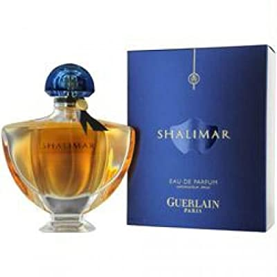 Shalimar By Guerlain Eau De Parfum Spray/FN213644/3 oz/women/