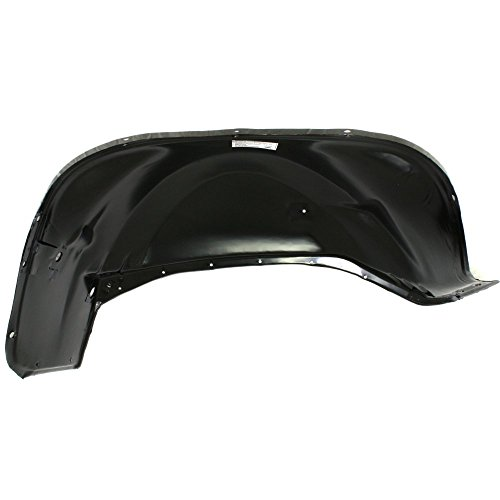 Wheelhouse compatible with Chevrolet Suburban 81-91 Inner Fender Left
