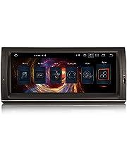 ERISIN 8-rdzeniowy system Android 10.0 radio samochodowe do BMW 5 E39 X5 M5 E53 10,25 cala obsługa ekranu GPS Navi Carplay Android Auto A2DP WiFi DAB+ RDS TPMS SWC 4 GB RAM + 64 GB ROM
