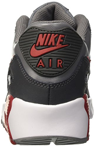 Nike 833412-007, Zapatillas de Deporte para Niños Gris (Cool Grey / Gym Red Anthracite White)