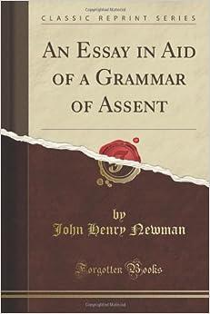Essay on grammar
