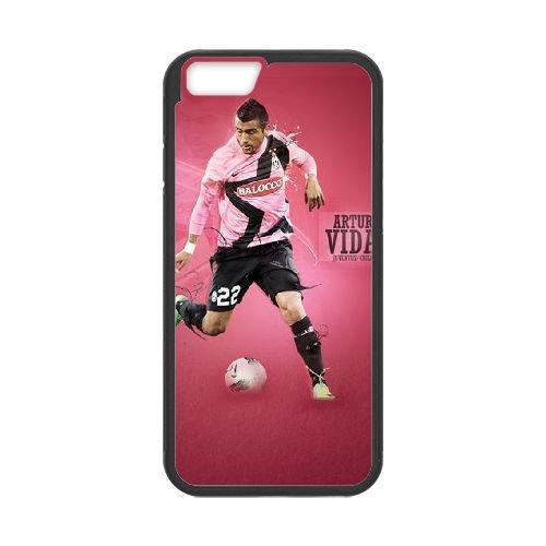 Arturo Vidal Black coque iPhone 6 Plus 5.5 Inch Housse téléphone Noir de couverture de cas coque EBDOBCKCO17600