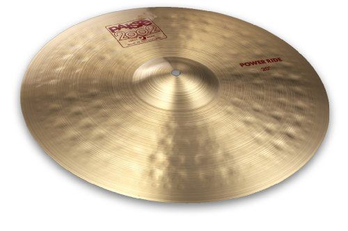 Paiste 2002 Classic Cymbal Power Ride 22-inch - Paiste 2002 Ride Cymbal