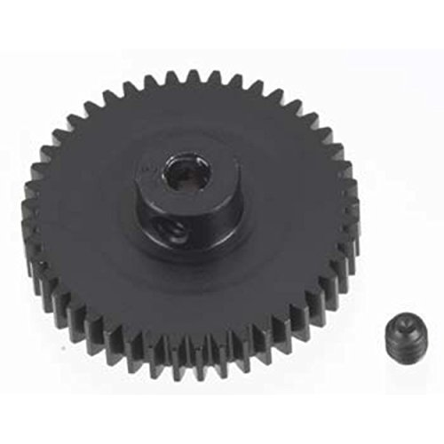 Robinson Racing Products 48P Hard Coated Aluminum Pinion Gear, 45T, RRP1345