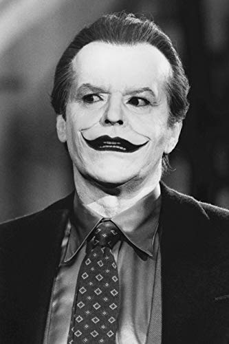 Jack Nicholson in Batman As The Joker 24x18 Poster for sale  Delivered anywhere in USA
