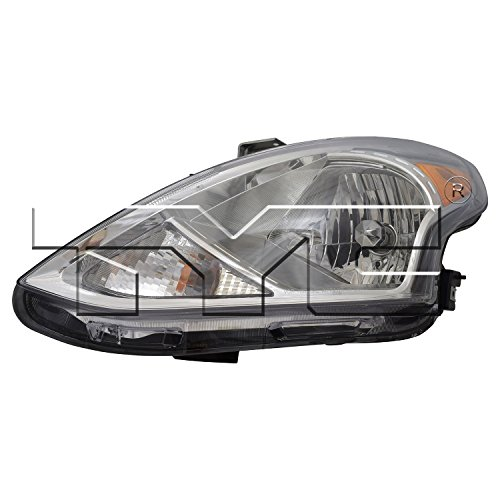 (TYC 20-9601-00-1 Replacement front_right Head Lamp (NISSAN VERSA), 1)