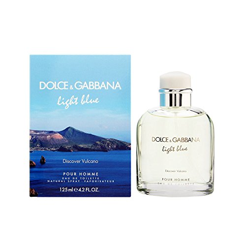 Vulcano by Dolce & Gabbana for Men - 4.2 oz EDT Spray ()