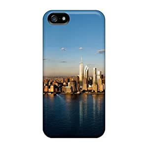 New Premium Flip Manhattan Skin For SamSung Galaxy S3 Phone Case Cover