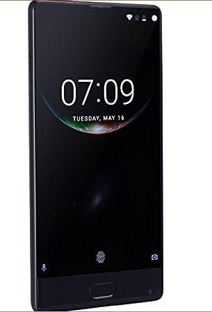 Doogee Mix teléfono móvil 5.5 pulgadas HD Android 7.0 Helio P25 ...
