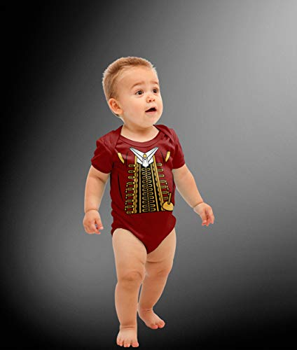 Robin Williams Peter Pan Costume (Baby Pirate Captain Costume)