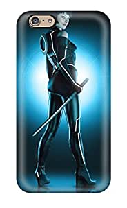 Juliam Beisel Case Cover Protector Specially Made For Iphone 6 Olivia Wilde As Quorra Tron Legacy