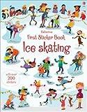 Ice Skating First Sticker Book