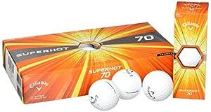 Callaway 2017 Superhot 70 Golf Balls (Pack of 15)