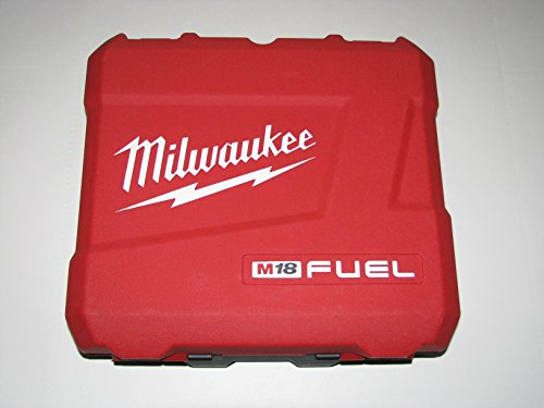 Milwaukee Heavy Duty Tool Case: Fits 2753-22; 2753-20 Hex Impact Driver (Tool Case Only)