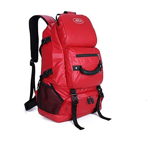 Viajes Red Aire Hombros Deporte Duraderas color Black Almacenamiento Multifuncionales Para Klerokoh Mochilas Bolsas Impermeables Y Al Libre De Neutros Pwqn1HzxU